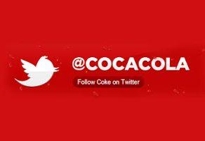 Coca-Cola Twitter Kampanyası
