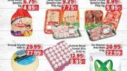Hakmar Ekspres haftasonu indirimli ürünler kataloğu