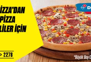 Gnctrkcll Dominos Pizzada Büyük Indirim Sağlıyor