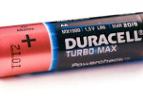 Duracell Turbo Max Kampanyası