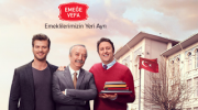Akbank'tan Emeklilere 200 TL Chip-para Kampanyası