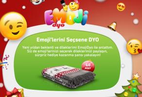 Dyo'dan 50 Battaniye Ödüllü Emoloji Oyunu