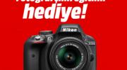 Media Markt Nikon D300 Fotoğraf Makinesı Kampanyası