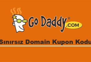 GoDaddy Domain İndirim Kodu
