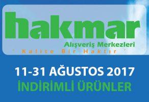Hakmar İstanbul Ağustos ayı indirimli aktüel ürünler kataloğu