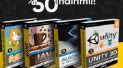 Kodlab yayıncılık yazılım kaynaklarında yüzde 50 indirime gitti!