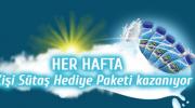 Sütaş'tan Ödüllü 'Ayranı Çalkala' Oyunu