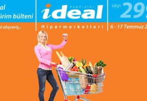 İdeal Market insertler 7-17 Temmuz 2018