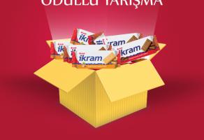 İkram'dan 10 Kişiye Hediye Paketi