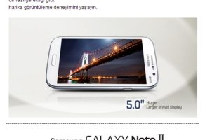 Samsung Babalar Günü Alışveriş Kampanyası