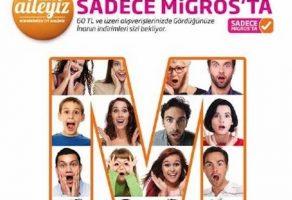Migros aktüel ürünler kataloğunda bu hafta