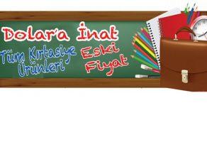 Hakmar okul malzemeleri 1-31 Eylül 2018