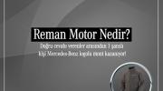 Mercedes'ten Mont Hediye