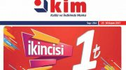 Kim Market 22 – 30 Kasım 2017 Kataloğu