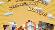 'Kinetix Kendine Çeker' Kampanyası