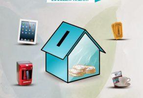 Sinpaş'tan Evimin Kumbarası Kampanyası