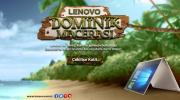 Lenovo Dominik Seyahat Çekilişi