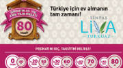 Sinpaş Liva Turkuaz'da 40. Yıl Fırsatlarını Kaçırmayın!