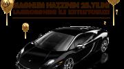 Magnum, Lamborghini Hediye Ediyor.