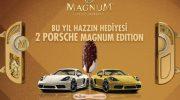 Magnum 2018 Porsche çekilişine katılım başladı