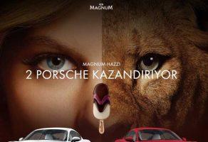 Magnum Porsche çekilişi 14 Eylül 2017 tarihinde yapılacak, acele edin