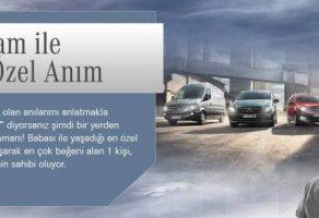 Mercedes-Benz iPad Mini Hediye Ediyor