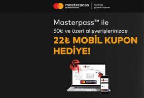 n11.com Masterpass – Mobil İndirim Kuponu