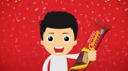Ülker Çikolatalı Gofret'ten 20 Kişiye Hediye