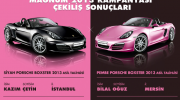 Magnum'dan Porsche Kazananlar