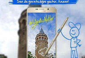 Samsung Yaratıcı Notlar Kampanyası