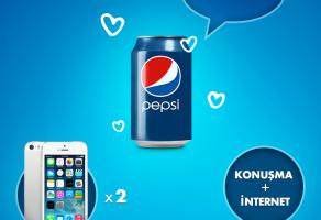 Pepsi'den Sevgililer Günü Kampanyası