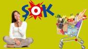 Şok market 21 Nisan – 24-Nisan 2018 haftasonu indirimi