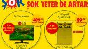 Şok Market 26 Temmuz Fırsat Ürünleri Kataloğu yayınlandı