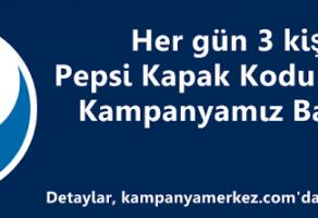 Pepsi Kapak Kodu Festivali Başladı