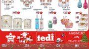 Tedi indirimli ürünler broşürü 4-19 Aralık 2017