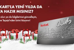 Tefal Club Kart Üyelik Facebook Kampanyası