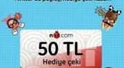 Tictoc, N11'de Geçerli 50 TL Hediye Çeki Veriyor
