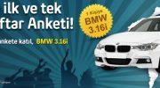 Turkcell – Ücretsiz 2013 Model BMW 3.16i Çekilişi