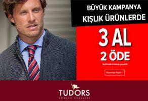 Tudors Gömlek Krallığı İndirim Kampanyası