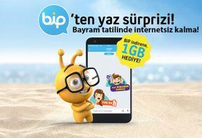 Turkcell bedava internet kampanyası ile bayram tatilinde de internetsiz kalmayın