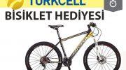 Turkcell hediye olarak Gomax Survivor bisikleti veriyor