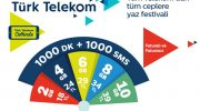 Türk Telekom mobil paketler ve kampanyalı tarifeler