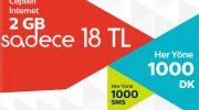 Türk Telekom en uygun faturalı tarife Yaz Festivali