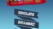 Ülker İkram'dan Facebook Beğeni Kampanyası