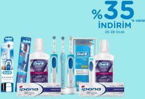 Watsons ağız ve diş sağlığı ürünleri kampanyası