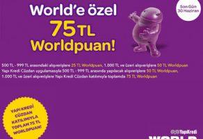 Hepsiburada World Card Kampanyası